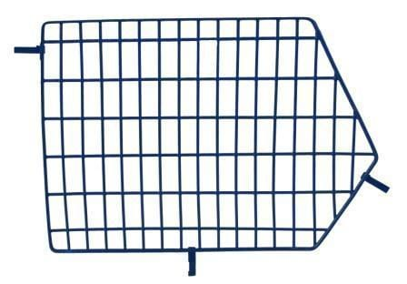 Blue Wire Storage Basket Divider