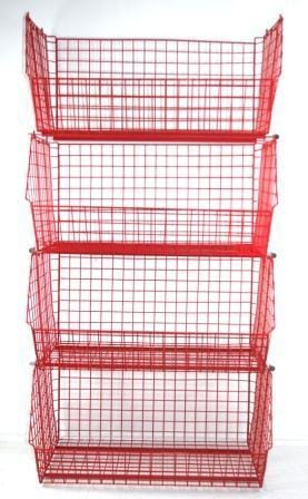 C2DS  Wire Storage Basket (single)