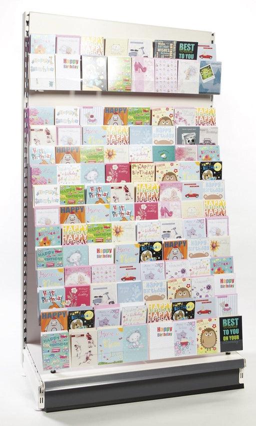 Greeting Card Shelf for Shop Shelving