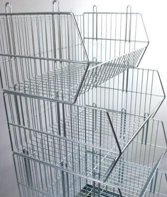 Stacking Display Basket (980x300x250mm)