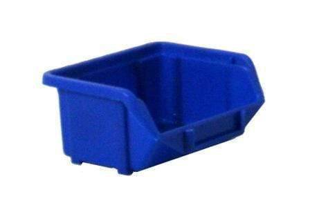 Plastic Parts Bin ECO 110 - Blue
