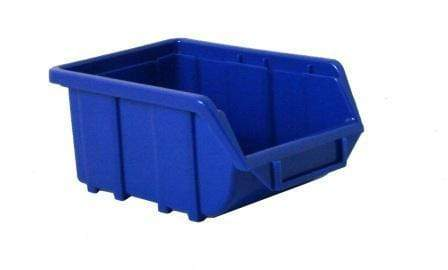 Plastic Parts Bin ECO 111 Blue