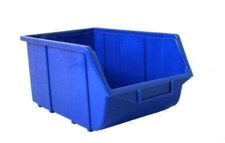 Plastic Parts Bin ECO 114 Blue