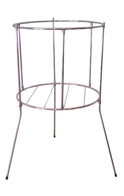 "Stand to fit 14/16""  Diameter Round Mesh Shopping Basket"