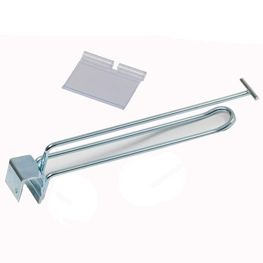 Tie Bar & Hooks for Queue System