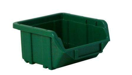 Plastic Parts Bin ECO 110 - Green