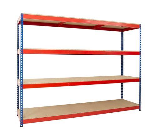 Bundle! 3x Heavy Duty Rivet Racking