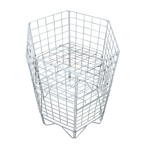 Hexagonal Dump Basket