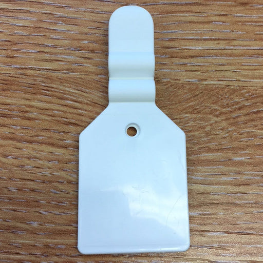Plastic Epos Flaps for Euro Hooks (pack 100) 30% Discount XPOS