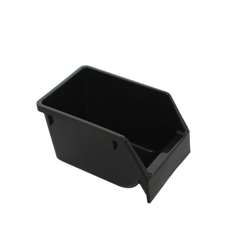 Black Recycled Size 2 Budget Parts Storage Bin - Size 2