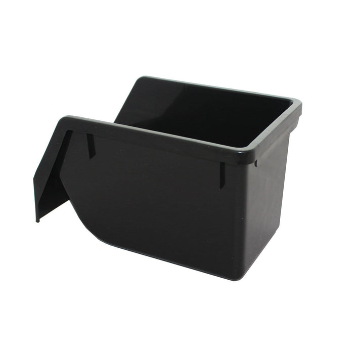 Black Recycled Size 2 Budget Parts Bin