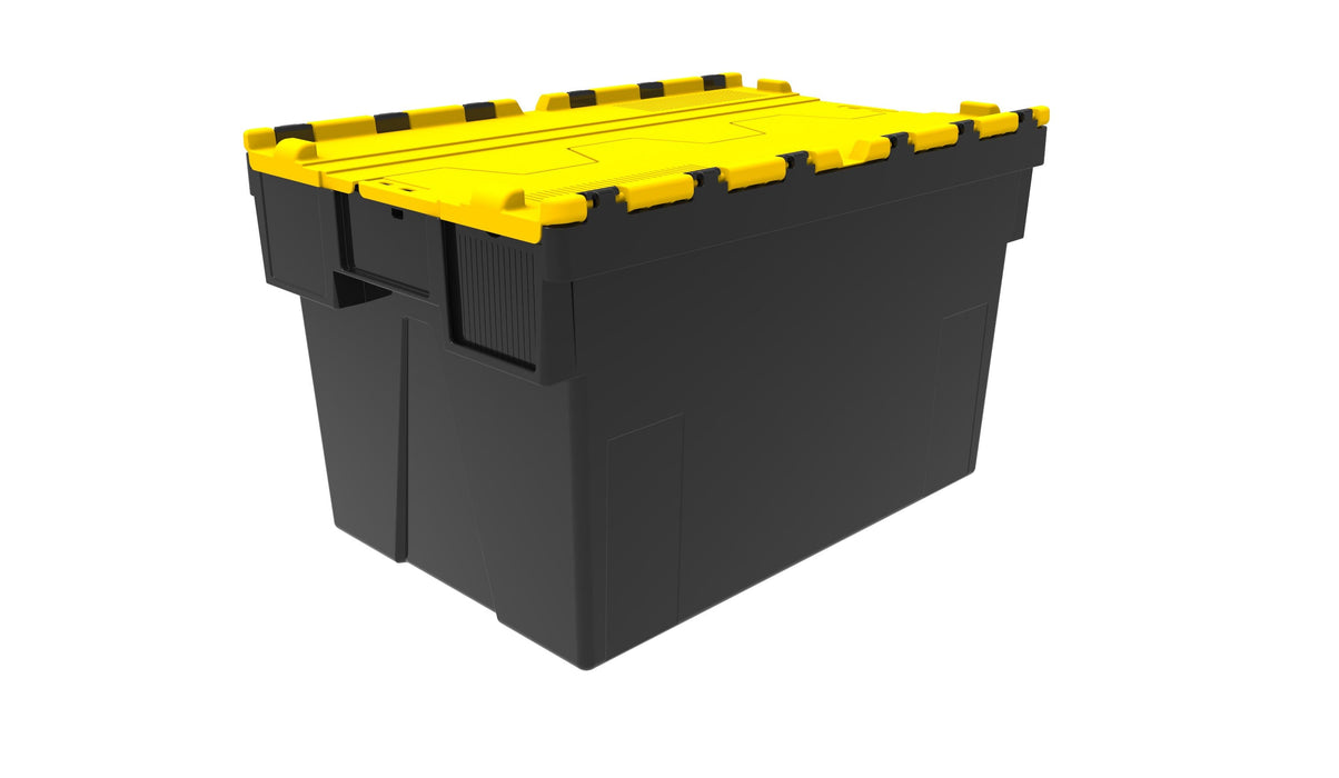 Loadhog Container Yellow
