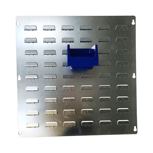 Parts Bins Louvre Backplate 500x500mm