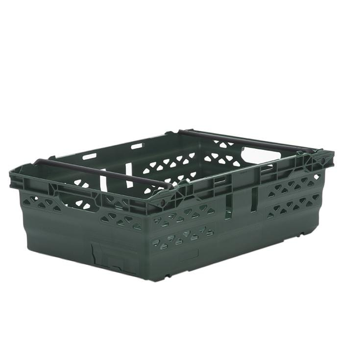Bale Arm Crate Green