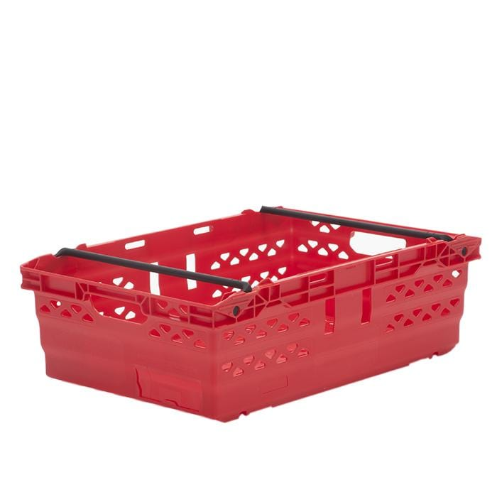 Bale Arm Crate Red