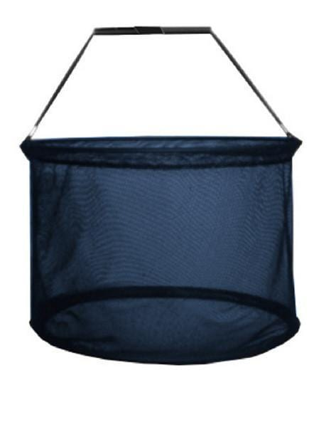 "Round Mesh Shopping Basket (14""  Diam) Set of 10"