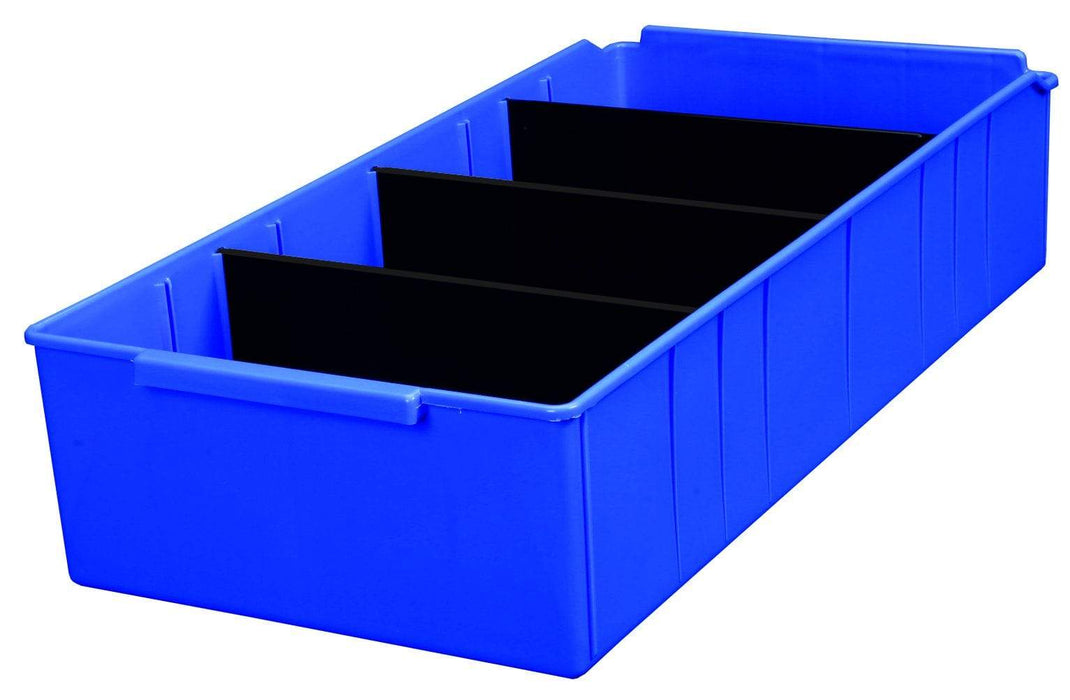 Large Plastic Storage Box Wardrobe & Cupboard Cosmetic Organiser Container