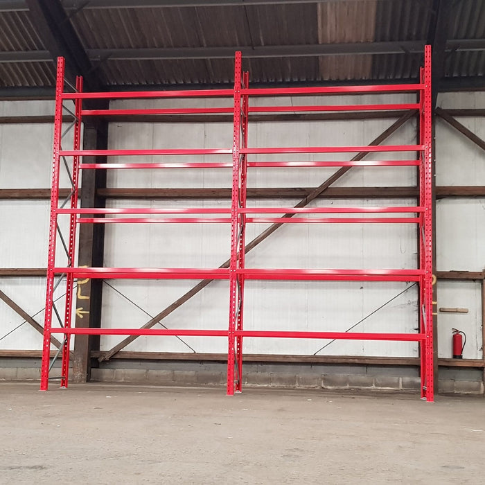 Pallet Racking without boards