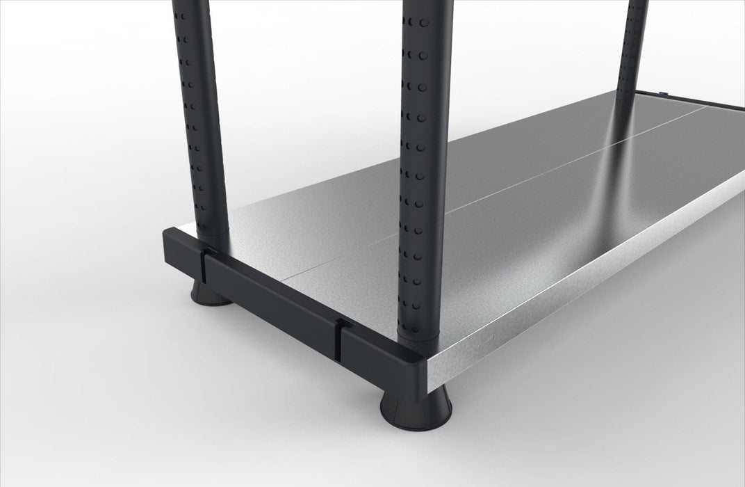 Steel & Plastic Unit  120kg/level (2 variations)