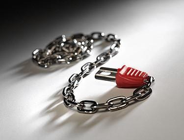 Shopping Trolley Locks & Chains