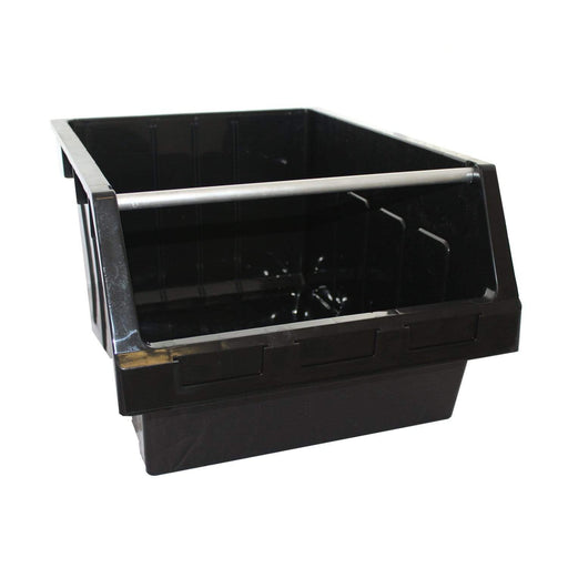 Large Stack & Nest Bin Supra 8 - Black