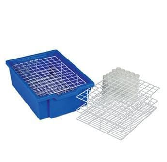Gratnells Wire Test Tube Rack (To suit F2 Trays)
