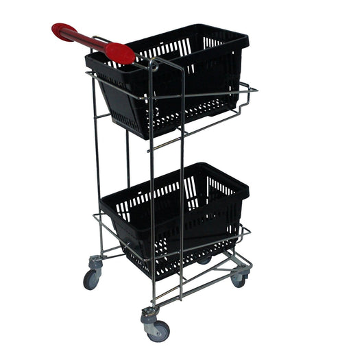 Two Tier Shopping/Picking Trolley