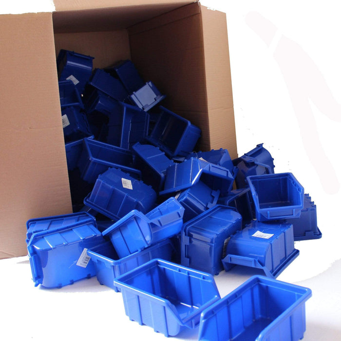 Pack of 60 x Stackable Storage Parts Bin (111)
