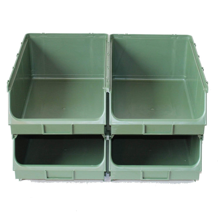 Pack of 4 x Union Bin E