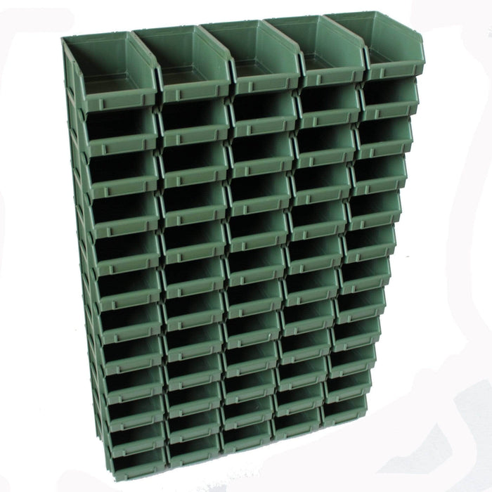 Pack of 60 x Interconnecting Union Storage Bin A