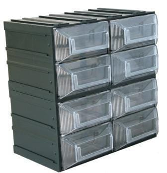 Vision Block 13 - 8 Drawer