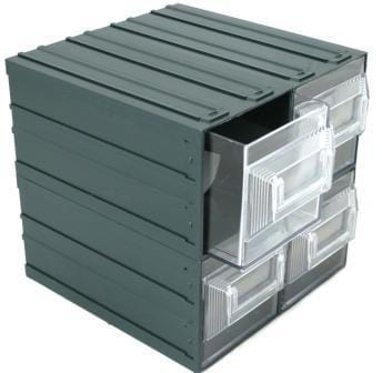 Vision Storage Block MEGA Unit 2 - Extra Large Compartment Organiser