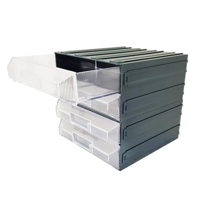 Vision Storage Block 16TR - 4 Drawer Compartment Organiser