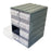 Vision Storage Block 21T - 8 Drawer Compartment Organiser