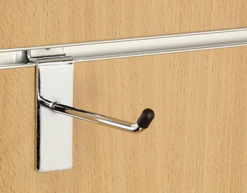 Metal Slatwall Accessory Arms 100mm