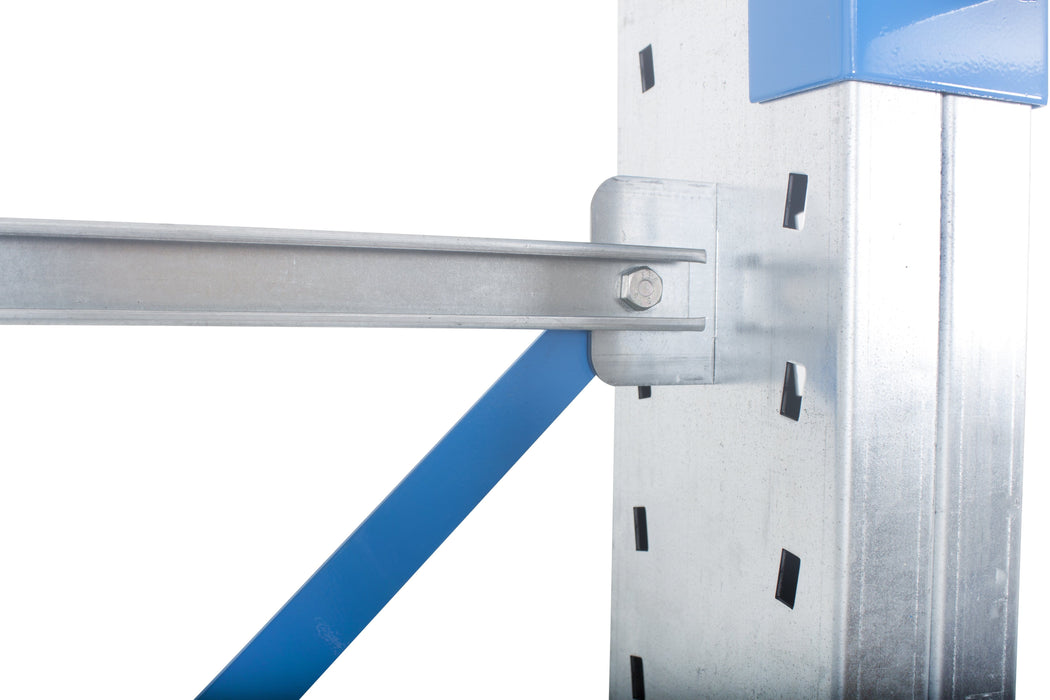 Cantilever Racking fixings