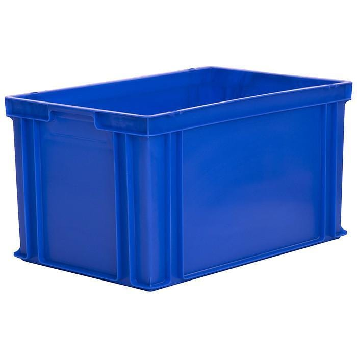 10 x Euro Stacking Containers (600x400x325mm) M202A
