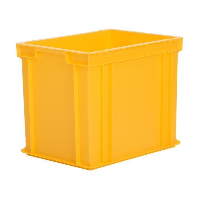 10 x Euro Stacking Containers (400x300x325mm) M205A