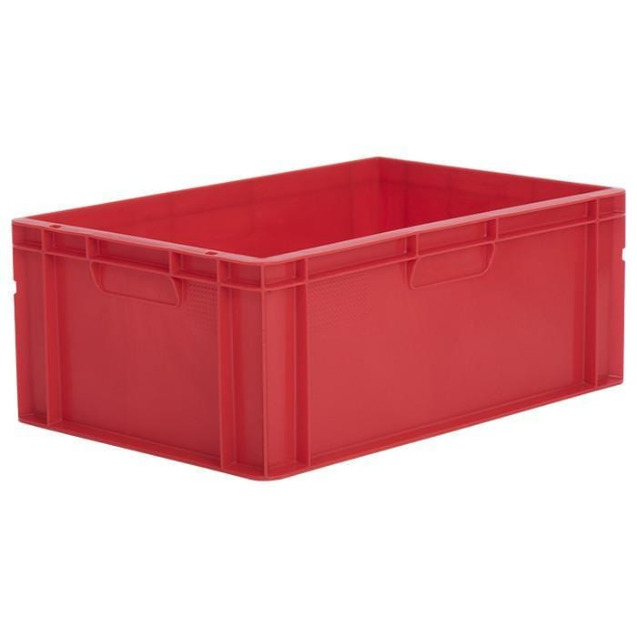 10 x Euro Stacking Containers (600x400x235mm) M212A