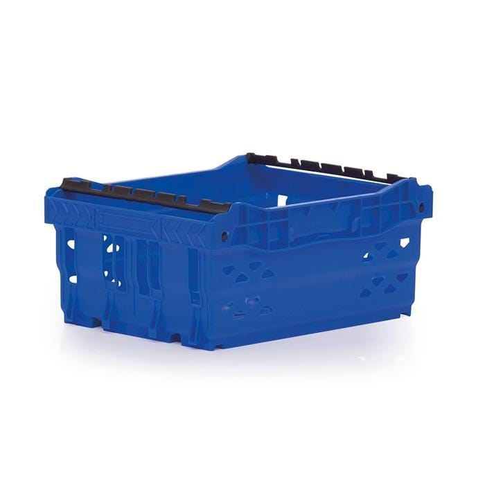 10 x Bale Arm Crate Containers (400x300x180mm) M740