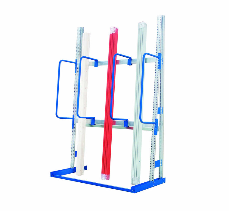 Vertical Rack with Props
