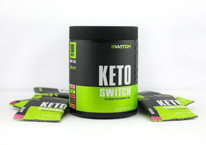Keto Switch | Sample Pack