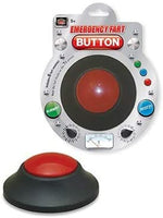 Play Visions Emergency Fart Button Novelty Toy