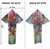 "X-Kites Skyflier, 50"" Tall Nylon Spiderman Kite"