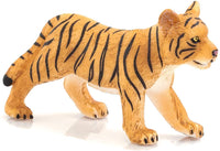 MOJO Tiger Cub Realistic International Wildlife Hand Painted Toy Figurine