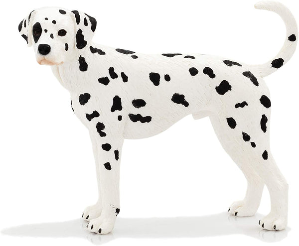 MOJO Dalmatian Realistic Domesticated Animal Hand Painted Toy Figurine