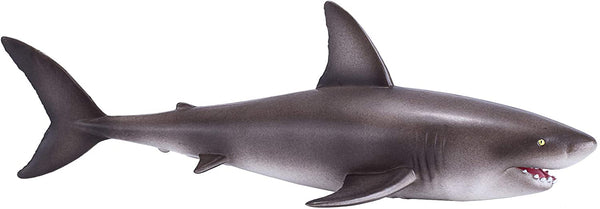 MOJO Great White Shark Realistic International Wildlife Hand Painted Toy Figurine