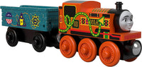 Thomas & Friends FXT66 Fisher-Price Wood, Big World Adventures Set