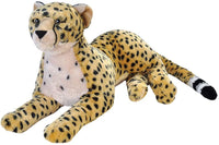 Wild Republic Jumbo Cheetah Plush, Cuddlekins 30 Inches