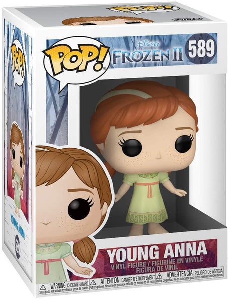 Funko Pop! Frozen 2 Young Anna #589